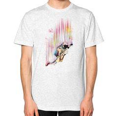 Fallin Unisex T-Shirt (on man)