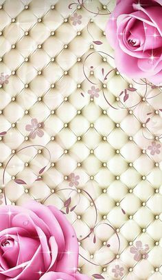 By Artist Unknown. New Flower Wallpaper, Bling Wallpaper, Rose Gold Wallpaper, Colorful Wallpaper, Galaxy Wallpaper, Mobile Wallpaper, Wallpaper Backgrounds, Wallpaper Telephone, Cellphone Wallpaper