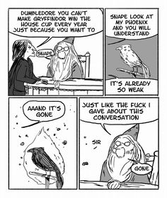 Another reason I hate Dumbledore