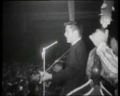 Elvis - December 28, 1954, with Tommy Sands, Cook's Hoedown Club, Houston, TX