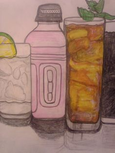 Thirsty?drawing
