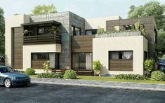 Image result for modern house front elevation designs