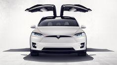 테슬라(Tesla)의 SUV 모델X 살펴보기