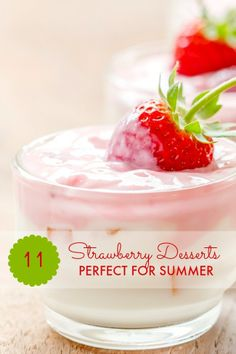 unique desserts strawberries www.spaceshipsandlaserbeams.com