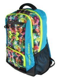 1403f614f7a5 Under Armour Hustle Jellyfish Backpack (Hibbett Exclusive)