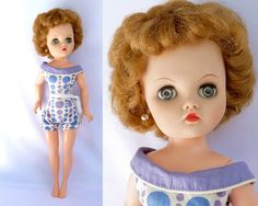 Candy Fashion Doll Circa 1960 quot Candy fashion doll by