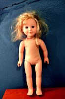 Sissy Beth's Doll Corner: Thrift Store Stories: From Meh to Magical