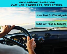 Book #taxi in #Chandigarh at Lowest Prices #SaiTour&Travels #Chandigarh Visit: http://www.saitourtravels.com