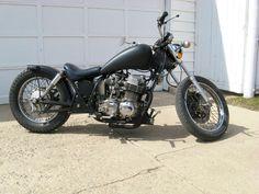 1973 Honda CB 750 Bobber