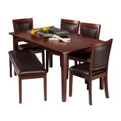 Home Décor Innovations Malone 6-Piece Gathering Set