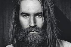 Thanks to Urban Beardsman for making us thirsty. oh my gosh. so attractive. where can I get one? a man with a sexy beard..... not a beard for myself.