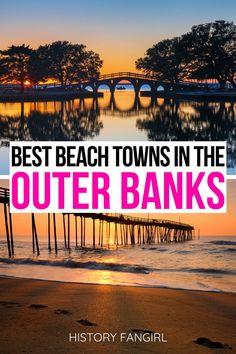 Visit North Carolina, North Carolina Vacations, Outer Banks North Carolina, North Carolina Beaches, Outer Banks Nc, Outer Banks Vacation, Vacation Spots, Charlotte North Carolina, Vacation Ideas