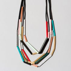 Necklace No 11-01 from Iacoli & McAllister