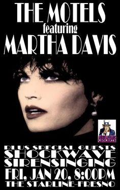 62 Melhores Imagens De Martha Davis The Motels Is Diva
