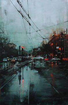 Oil. Lindsey Kustusch