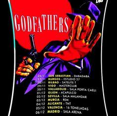 Qué vuelven los Godfathers!!! - Gira 2015 http://www.woodyjagger.com/2015/11/que-vuelven-los-godfathers-nueva-gira-2015.html