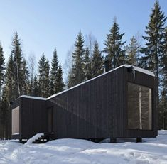 INTO THE NATURE - A Wilderness house in Finland by Lydia Lee