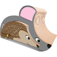 Mouse And Hedgehog Combo