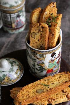 A savory Biscotti!! Sundried tomato rosemary and cheese biscotti #snack #biscotti #breakfast