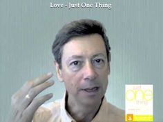 How to focus on the love you give rather than the love you get.    In these one minute videos, Rick Hanson speaks personally about each of the 52 practices that appear in his book - Just One Thing.     This one minute video is Love.    The practices -- simple actions inside your mind -- light up neural networks of deep well-being and resilience. And b...