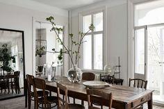 Una hermosa casa en Suecia llena de detalles - Nomadbubbles