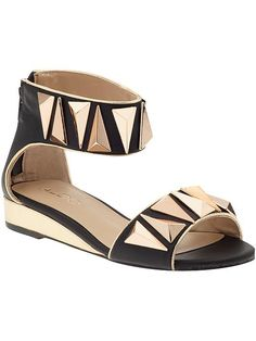 0bf549702b9e a baby wedge with cool rose gold hardware Aldo Sandals