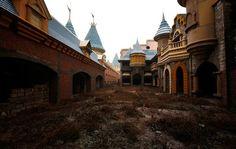 China's abandoned Wonderland