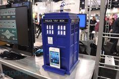 Tardis Speakers? NEED.