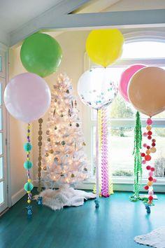 Embellish Your Balloons