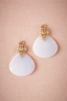 Terrene Drops in Shoes & Accessories Jewelry at BHLDN