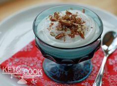 Keto Cheesecake Yogurt