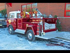 Deal, NJ FC 170 Fire Truck