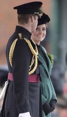Love this pic of the three of them! Her look shows how much she loves her Prince.