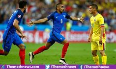 France Wins EURO 2016 Opening Game By 2 Goals Against Romania