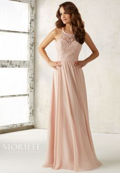 Morilee by Madeline Gardner Bridesmaids - Gina, don't panic it comes in black!