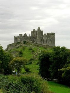 Rock of Cashel, Ireland (IRLANDA)