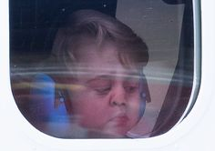 Funny Pictures of Prince George and Princess Charlotte | POPSUGAR Celebrity