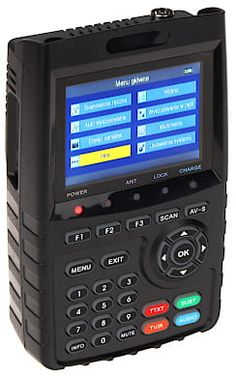 MIERNIK SYGNAŁU DVB-T/DVB-T2 WS-6975 Dvb T2, Office Phone, Landline Phone, Diy, Bricolage, Do It Yourself, Homemade, Diys, Crafting