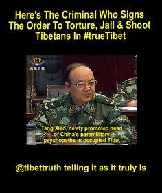 Psychopath, Tibet, Worlds Largest, Prisoner