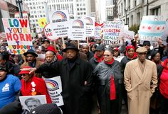 Chicago Austerity Protests May 2013 (The Nation)