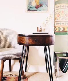 pencil desk west elm and chevron chair