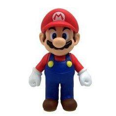 Film- & TV-Spielzeug 6 teiliges Super Mario Bros Figuren Set