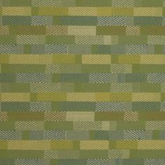 The G2416 Willow upholstery fabric by KOVI Fabrics features Contemporary, Geometric pattern and Green as its colors. It is a Woven type of upholstery fabric and it is made of 53% Rayon, 47% Polyester material. It is rated Exceeds 50,000 double rubs (heavy duty) which makes this upholstery fabric ideal for residential, commercial and hospitality upholstery projects. This upholstery fabric is 56 inches wide and is sold by the yard in 0.25 yard increments or by the roll. Call or contact us