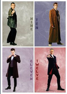 New Who, Doctor Who