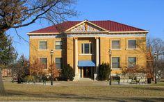 Carnegie Cultural Center, Ottawa, Kansas