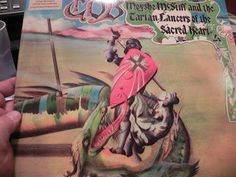 COB-MOYSCHE MCSTIFF AND THE TARTAN LANCERS OF THE SACRED HEART…EXPANDED 2BLE LP