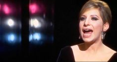 "Barbra Streisand - My Man (from Funny Girl)  Barbra's staggering and emotional finale from the 1968 film ""Funny Girl."" Barbra won the Academy Award for Best Actress for her performance - it's easy to see why."