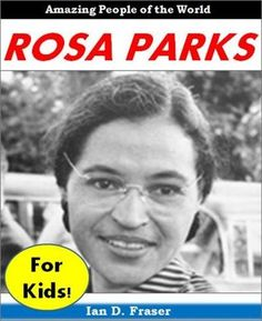 Rosa Parks for Kids! - Amazing People of the World Rosa Parks For Kids, Good People, Amazing People, Civil Rights Movement, Bus Driver, People Of The World, Strong Women, American History, Acting