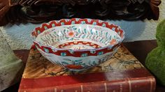 Imari Bowl #Bowl #Antique #Antiques  www.ashersantiques.com