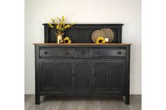 Painted Vintage Sideboard / Dresser